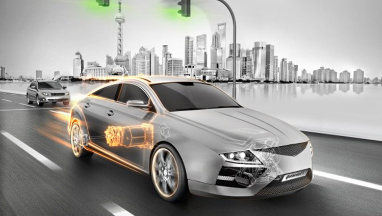 eMobility concepts from Continental