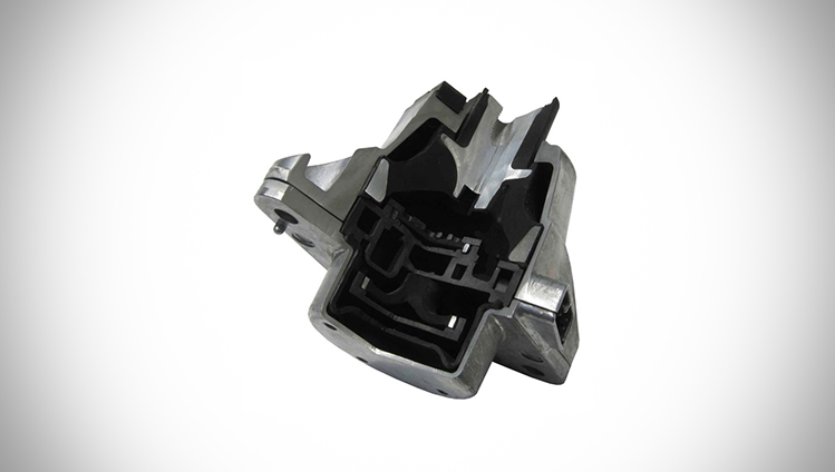 Multi-State Vacuum Switchable Hydraulic Mounts