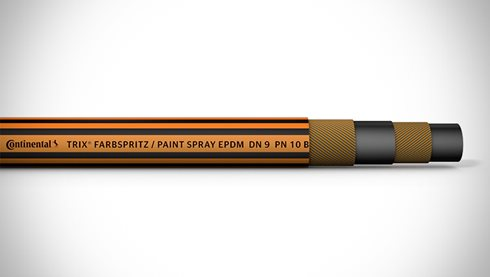 TRIX® Paint spray hose EPDM