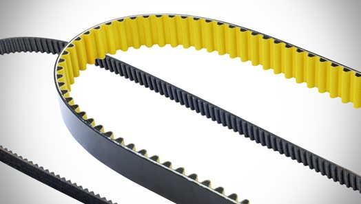 Heavy-duty timing belts
