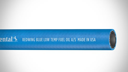 Blue Low Temp Fuel Oil Delivery
