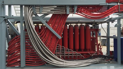 Fireshield 5000 Blowout Preventer Control Hoses