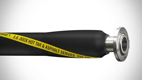Hot Tar & Asphalt - Smooth Bore & Rough Bore