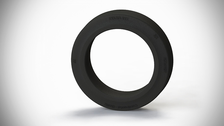 Friction ring without hub