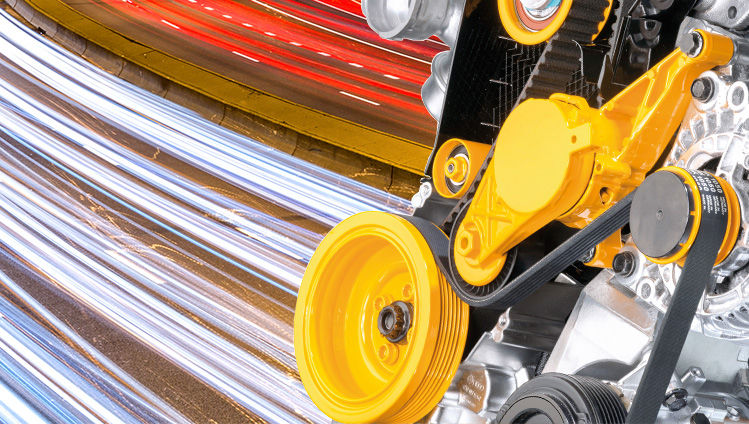 Drive belts automotive aftermarket: Searchable catalogue