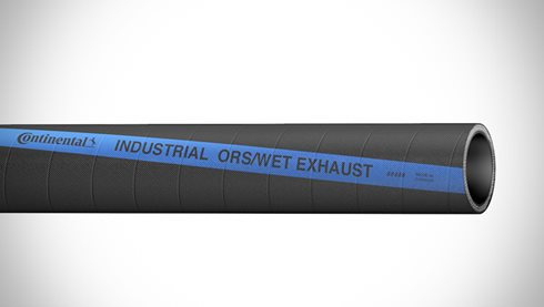 Plicord® Softwall Wet Exhaust