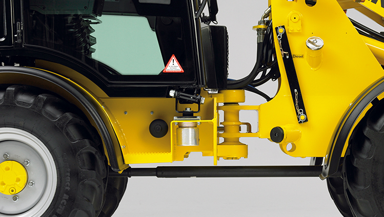 Cab mounts