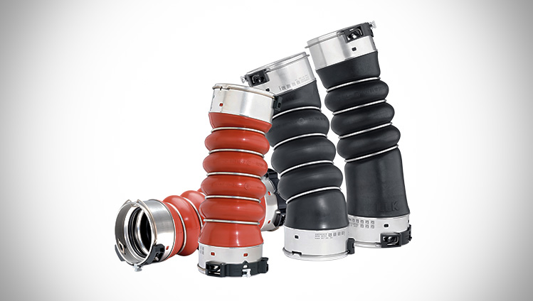 Molded Hoses (Ultraflex)