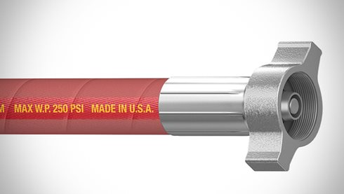 Flexsteel® 250 CB Extreme Crimp Steam Hose