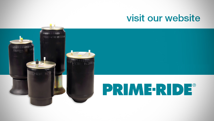 PRIME-RIDE Air Springs