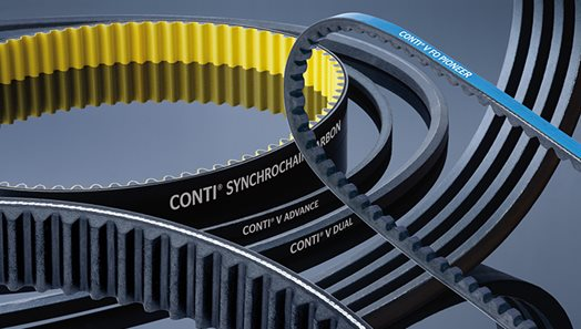 Drive Belts for Industrial Applications