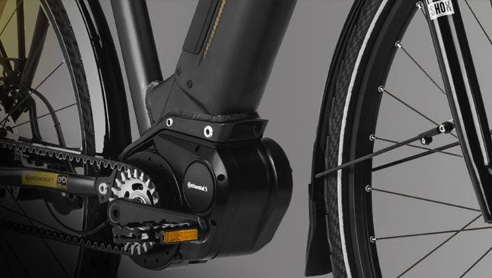 Drive Systems for E-bikes and Pedelecs