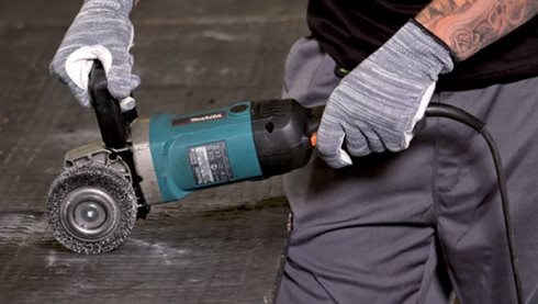 Saw, Drill & Grinding Technology