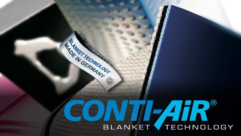 CONTI-AiR® BLANKET TECHNOLOGY