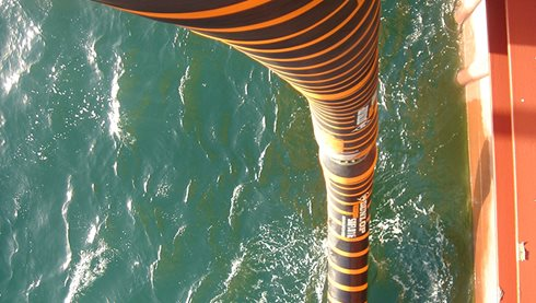 Floating System - SAFLOTE Anti-Pollution Hoses