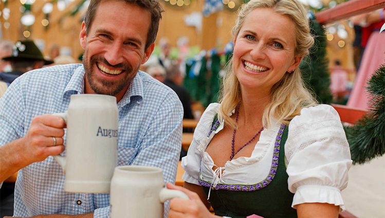 Oktoberfest: No Beer without ContiTech Hoses