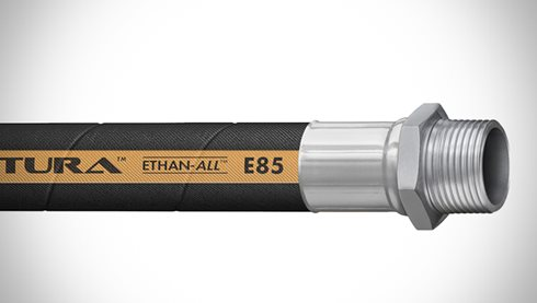 Flexsteel® Futura™ Ethan-ALL™ Dispensing Hose Assembly