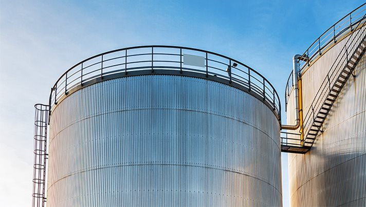 Gas Holder Diaphragms