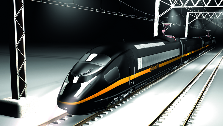 Continental Joins Association of the European Rail Industry