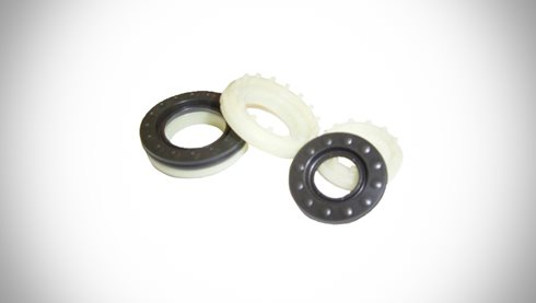 Precision Molded Items for Brake Actuation