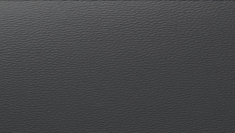 Acella surface material with realistic leather grain