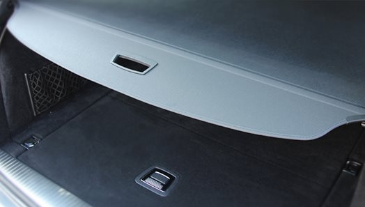 Cargo compartment cover