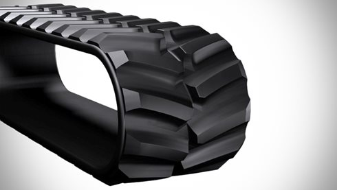 Friction Drive Rubber Tracks