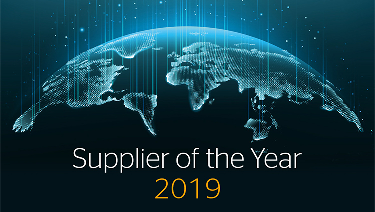 Supplier of the Year 2019
