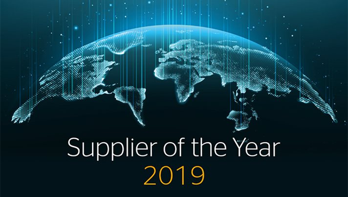 These are our best suppliers for 2019